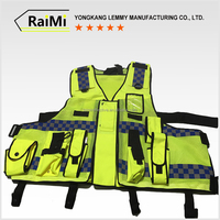 New Product High Quaility safety reflective police tactical swat vest