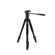 OEM Customized LOGO 1500MM Best Lightweight Carbon fiber Professional Fluid Panning head Shooting Video camera Tripod