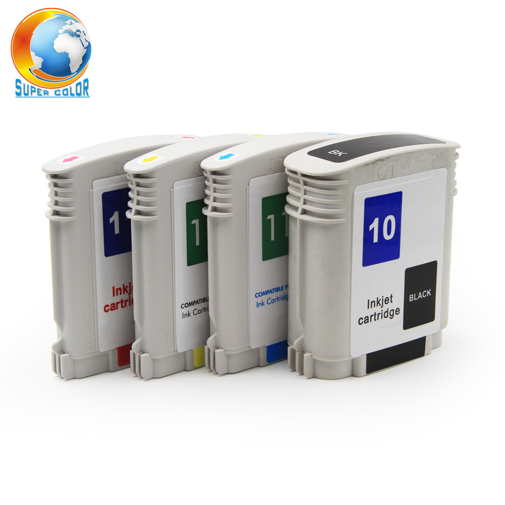 Chip Resetter 6colors//Set T499-T504 Empty Refillable Ink Cartridge with Chip for Epson Stylus Pro 10000 10600 Printer
