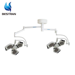 BT-LED3+3B China suppliers CE ISO hospital equipments double heads surgical battery operated mini led lights