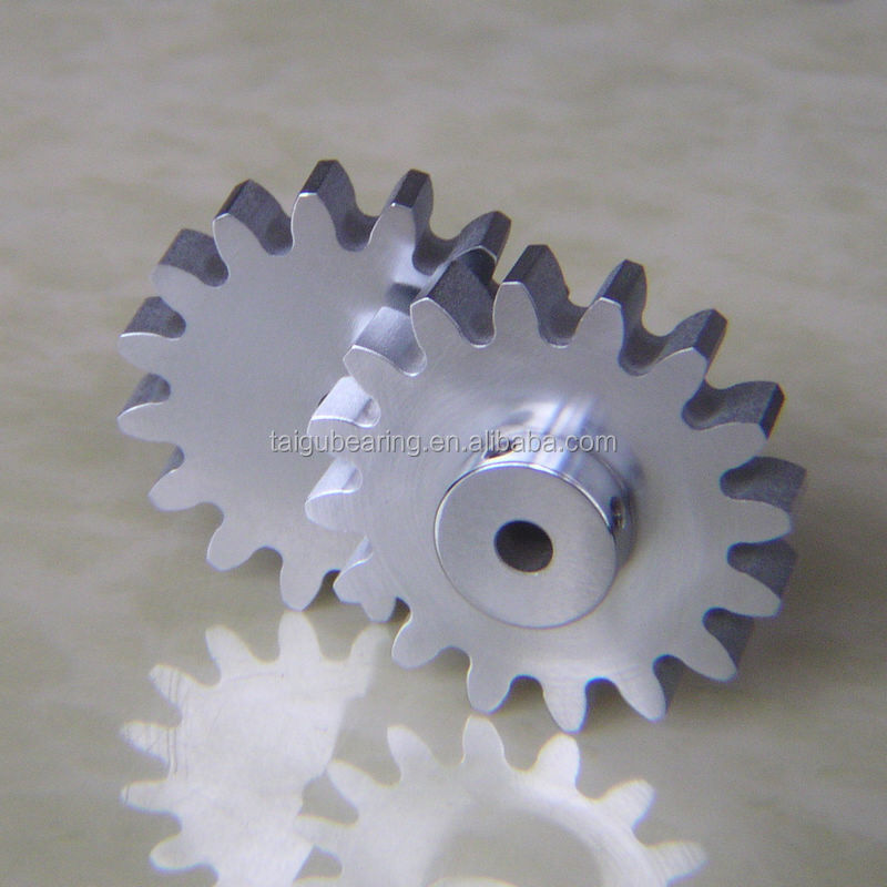 8 Module Crown Wheel Hub Spur Gear