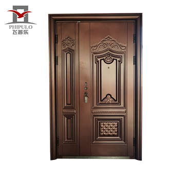 Alibaba China Whole House Iron Door Price India Safety Designs