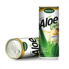 Drink Aloe Vera Juice Soft Drink OEM Factory