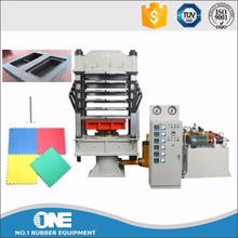Rubber Raw Heat Press Machine EVA Slippers Shoe Sole Making Machine