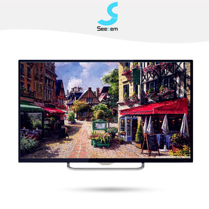 "43"" 49"" Inch 4K UHD Video Smart Digital DVB Wifi TV"