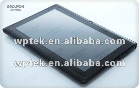 Android 4.0 os boxchip A13 1.5Ghz multi touch screen 7 inch tablet pc