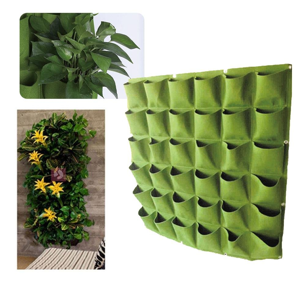 Cheap wall planter box find wall planter box deals on line at get quotations aolvo 253649 pocket wall planter vertical garden wall planter wall mount izmirmasajfo