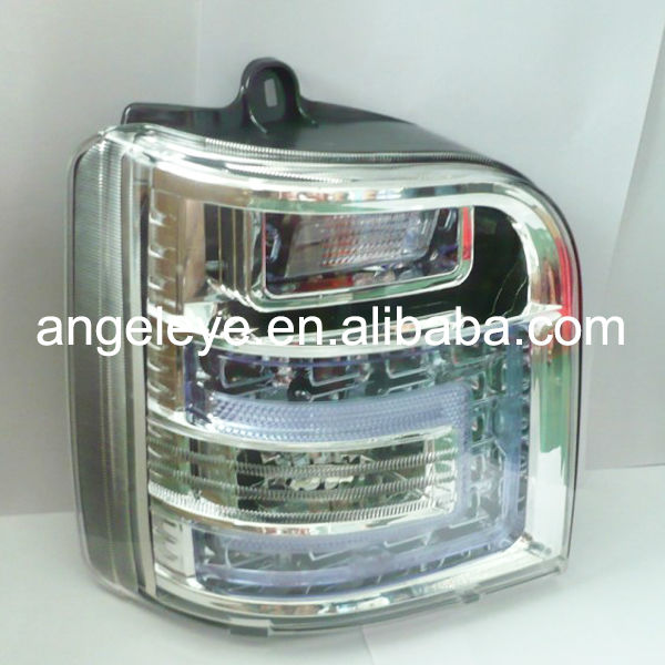 For PROTON PERODUA KANCIL LED Tail Ligt Rear Lamp Chrome Color 1994-2013 year YZ