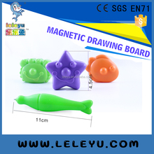 Hot item educational magnetic drawing writing board with DIY paint for children