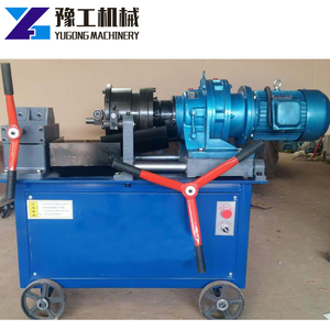 Portable Rebar Threading Machine / Thread Chaser Machine / Bolt Threading Machine