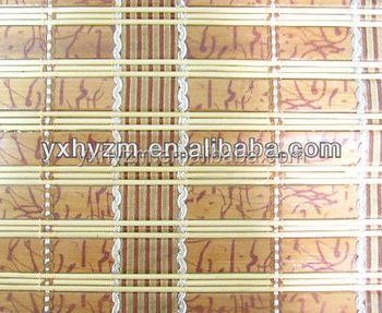 Bambus Vorhang Fenster Binden Fenster Matte Rollen Oben Romischen