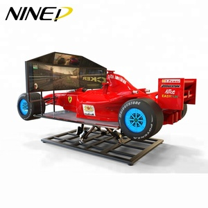 2017 CE Newest F1 racing go carts free games download 9d vr racing car game machine