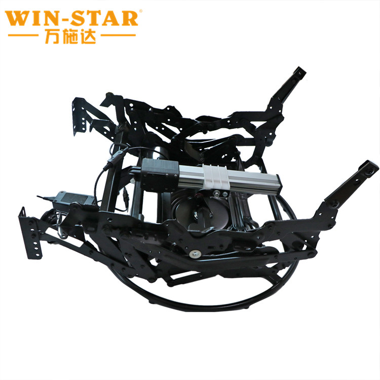 Popular metal electric sofa chair mechanism with swivel