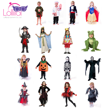 Directly factory sell children costume for kids