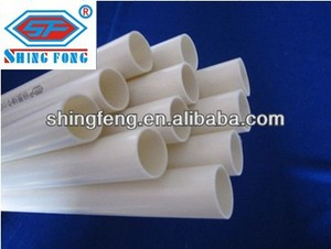 Upvc Electrical Pipe Conduit