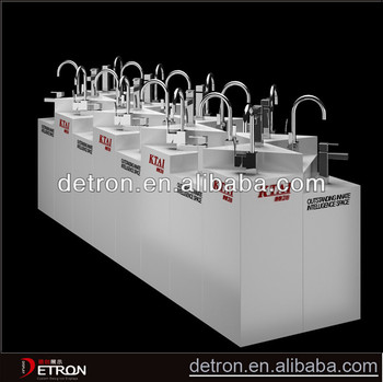 2014 Hot Sale Faucet Display Stand For Shop Zh 2014021