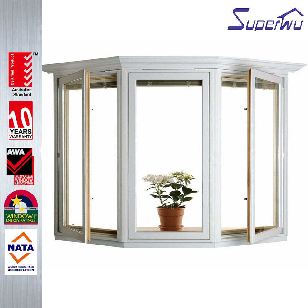 SuperWu single frosted pvc sliding window for all kinds of building
