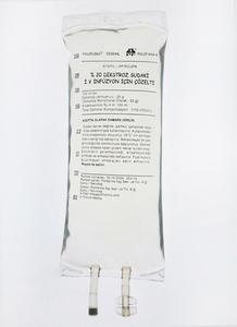 %5 Dextrose-0.9 Sodium Chloride Solution for I.V Infusion