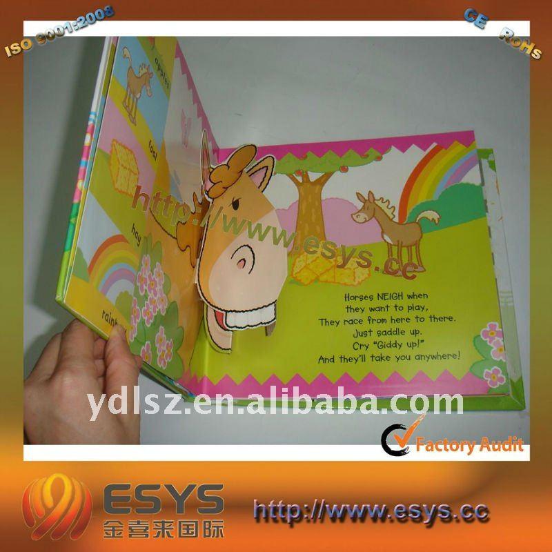 libros infantiles 3d