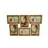 Home Decorative Custom Cheap Vintage sweet memories WOOD WALL multi collage Photo Frame