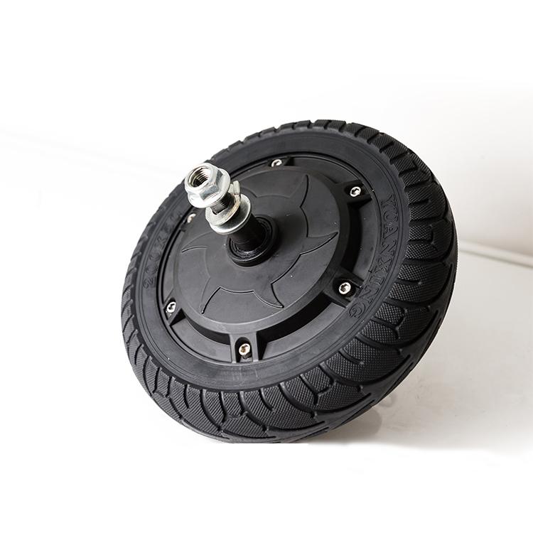 48V 500W brushless electric scooter wheel hub motor