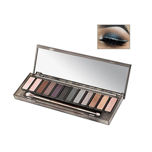 OEM Press Powder Cardboard Eyeshadow Palette