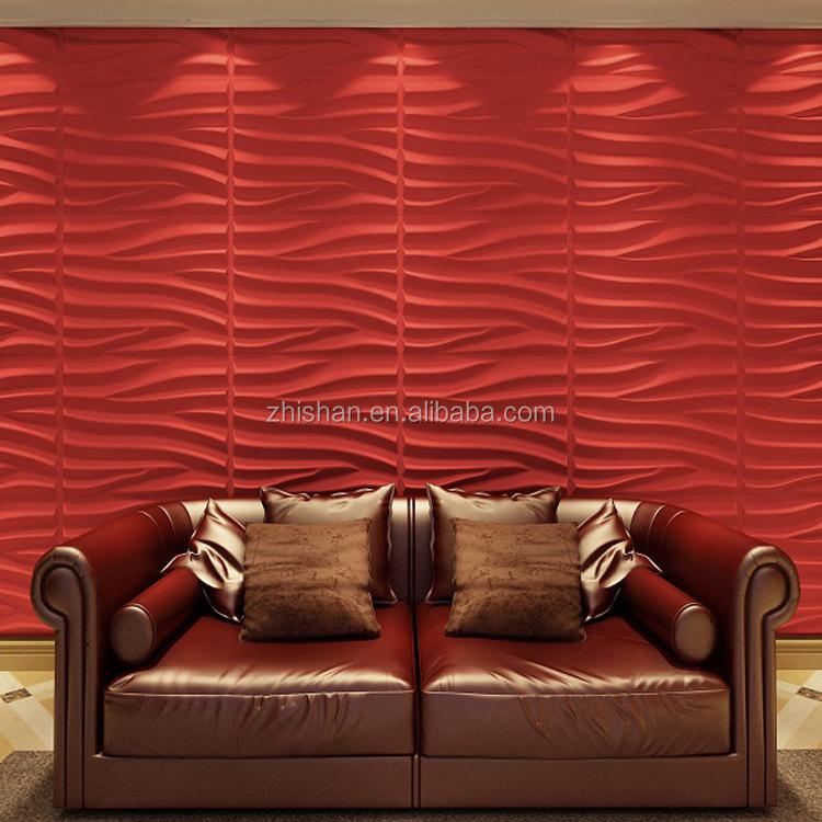 umweltfreundliche 3d effekt dekorative kunststoff wandpaneele andere bretten produkt id. Black Bedroom Furniture Sets. Home Design Ideas