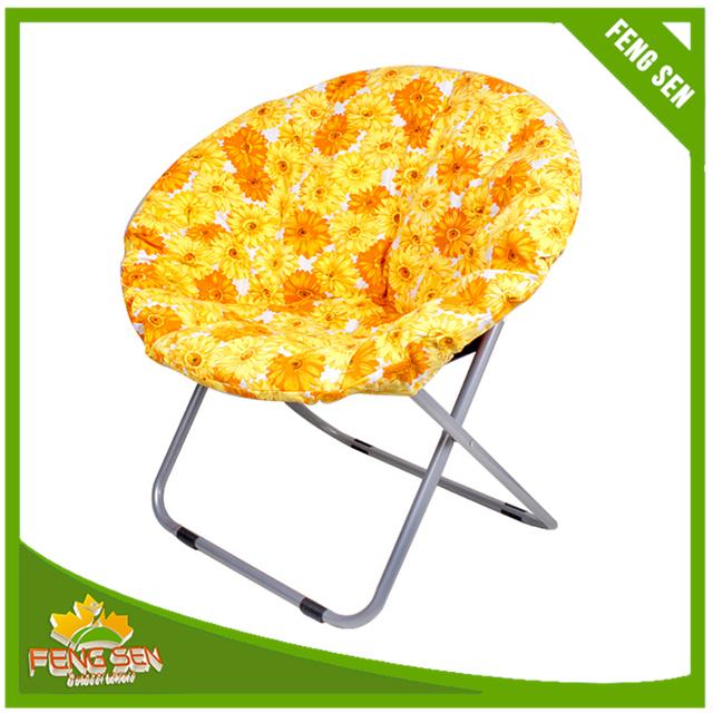 Garden Egg Chair Outdoor Furniture Colorful Folding Garden Chair Moon Chair