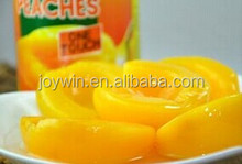 Canned yellow peach Hot sell