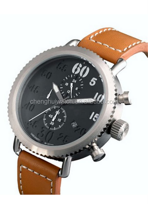 special design new unisex chronograph watch for play men and women