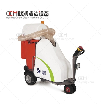 MAMUT  industrial sweeping machine vacuum mechanical road sweepers battery powered vacuum cleaner