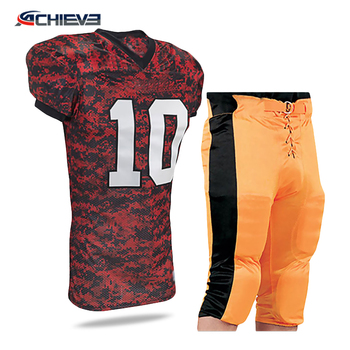 Sublimation cheap blank american football jerseys wholesale american football uniforms