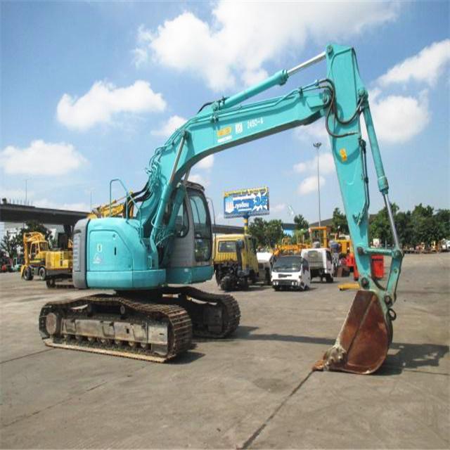 Kobelco Singapore Excavator