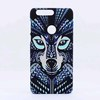 Animal Faces Hard Back Case Cover For Honor 8
