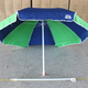 Sun umbrella custom printed parasol for garden