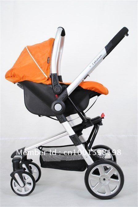 Baby Stroller Travel System Baby Pram With Car Seat