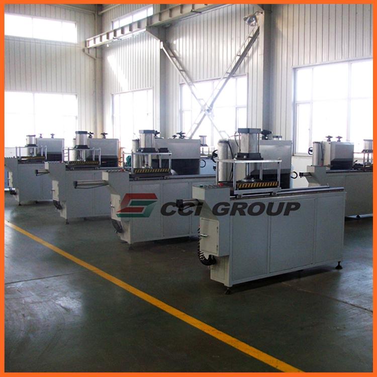 2.end milling machine for aluminium doors