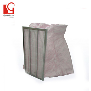 Cheap price air purifying industrial dust cloth bag filter