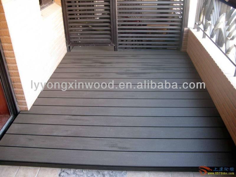 Wood Plastic Composite Balcony Flooring Buy Wood Plastic Composite