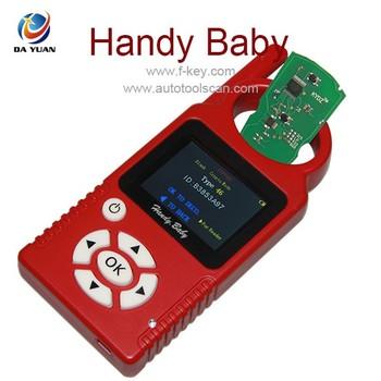 Handy Baby New Transponder Chip Key Copy Machine Auto Car Key