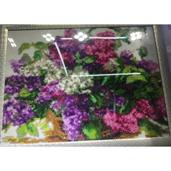 Vase flower DIY Crystal 5D diamond painting glue cross stitch kits mosaic rhinestone machine 3D diamond art painting no frame