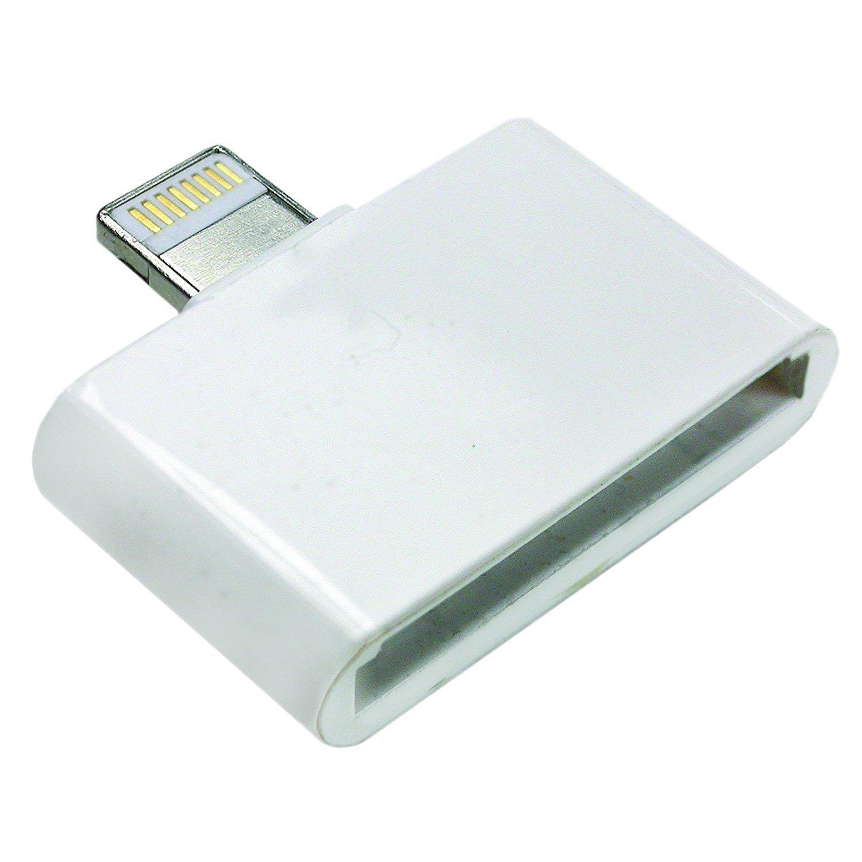 Arista Apple 30-Pin to 8-Pin Lightning Adapter - Retail Packaging - White