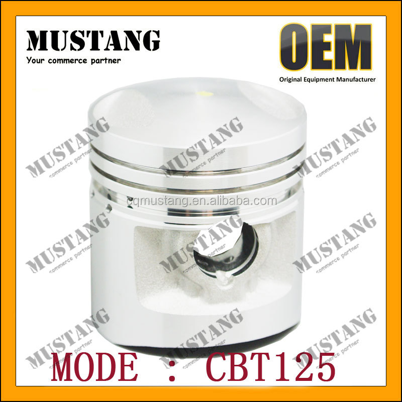 2016 New Motorcycle Piston Set Motorcycle Forged Piston and Piston Ring for Honda with OEM