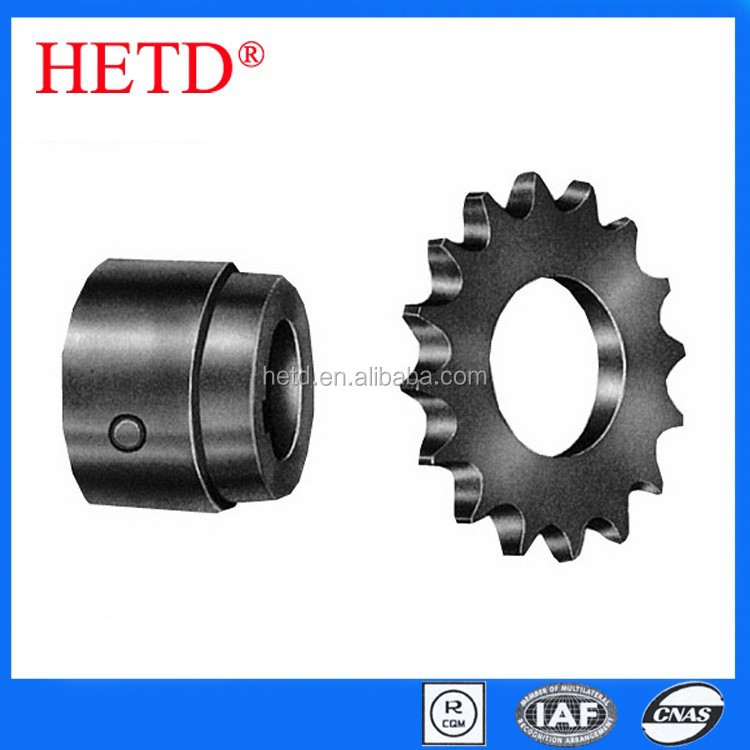 HETD Weld on Hub easily installed sprocket CM001