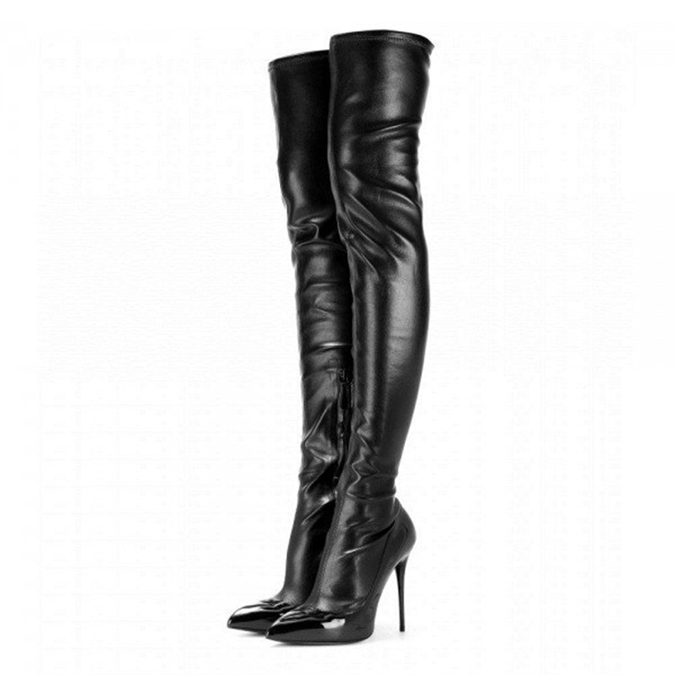 efcddef250682 China stiletto sexy lady boots wholesale 🇨🇳 - Alibaba