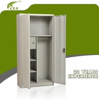 Easy Assemble Wardrobe Closet Steel Almirah Designs