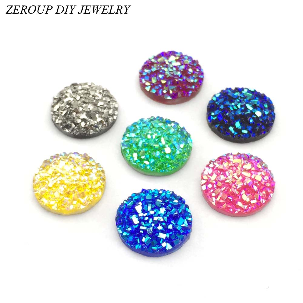 ... ZEROUP DIY JEWELRY. View all specs. Product Description. start.  aeProduct.getSubject() 20pcs 12mm Resin Cabochons Round Cameo Flat Back ... 3e497b48b85b