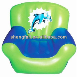 Inflatable pvc chair ,inflatable living room furniture