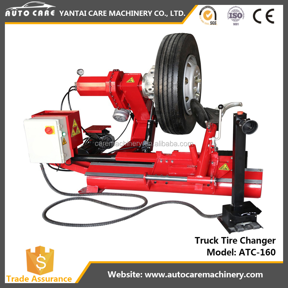 Truck & Bus Tyre Changer - Buy Tyre Changer,China Tyre Changer,Truck ...