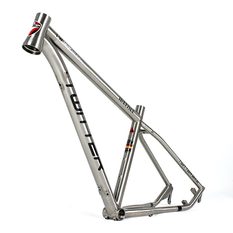 Finden Sie Hohe Qualität Titan 26er Mtb Rahmen Hersteller und Titan ...